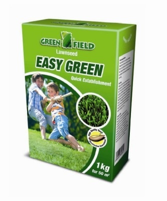 Easy Green 1kg certified Lawnseed Lawn Collection