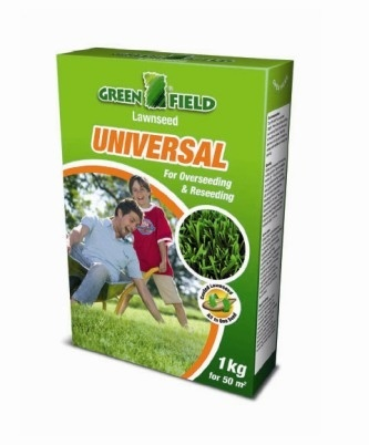 Universal Lawn 1kg certified seed Lawn Collection