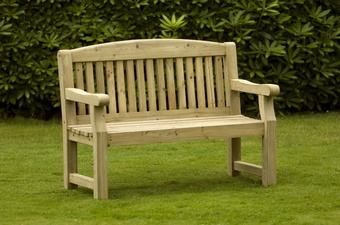 5ft Garden Bench Garden Furniture
