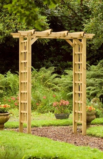 Rose Arch Garden Furniture