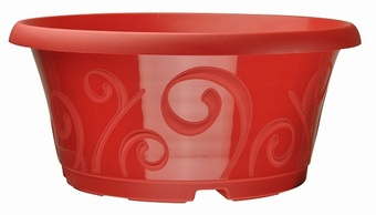 Volute Bowl 4.3 Litre Christmas Collection