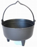 Black 28cm Cauldron