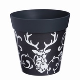 Grey Stag  Planter