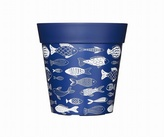Blue Fishes 2 Planter