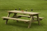 A Frame picnic table - 1800 Length