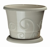 Volutes pot 13.6 Litre